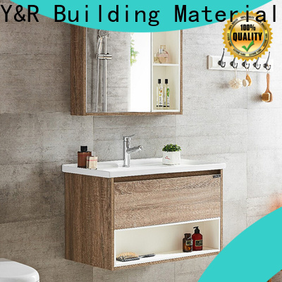 Y&R Building Material Co.,Ltd New cabinet bathroom vanity company