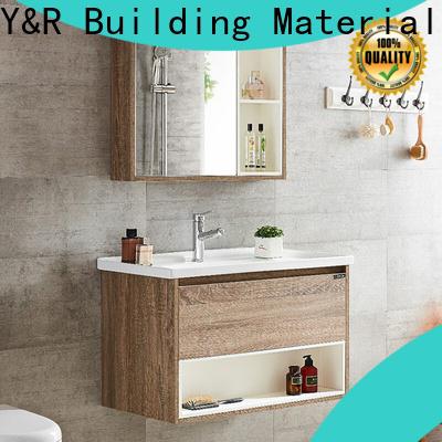 Y&R Building Material Co.,Ltd New cabinet bathroom vanity company
