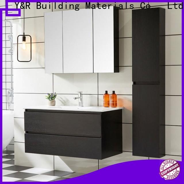 Y&R Building Material Co.,Ltd wall mount bathroom cabinet company