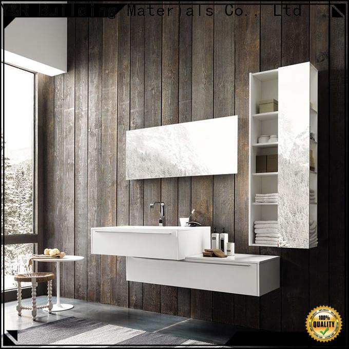 Wholesale european style bathroom vanity factory
