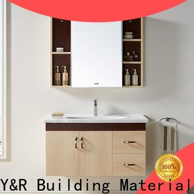Y&R Building Material Co.,Ltd wall mount bathroom cabinet Supply