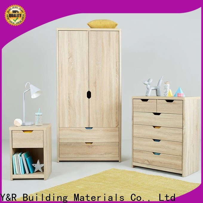 Y&R Building Material Co.,Ltd Custom home closet factory