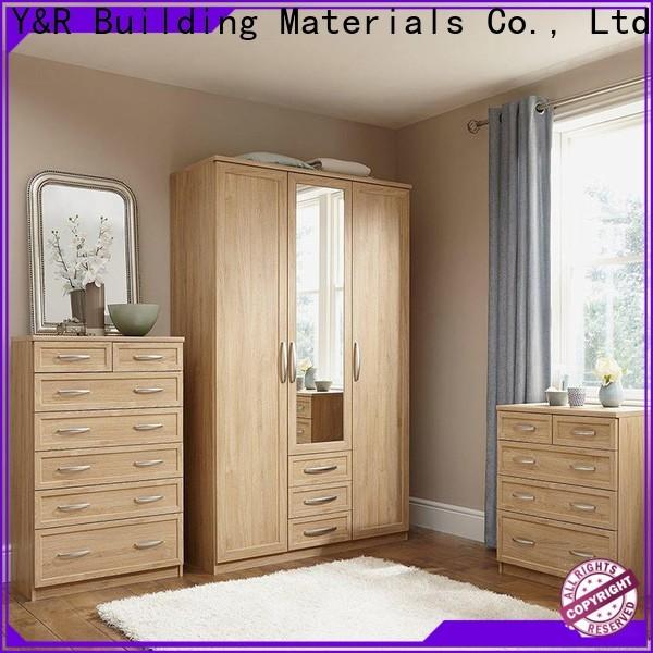 Y&R Building Material Co.,Ltd open wardrobe Supply