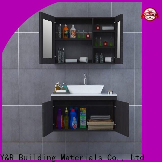 Y&R Building Material Co.,Ltd 24 inch bathroom vanity manufacturers