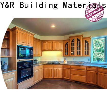 Y&R Building Material Co.,Ltd Custom modern kitchen cabinets manufacturers