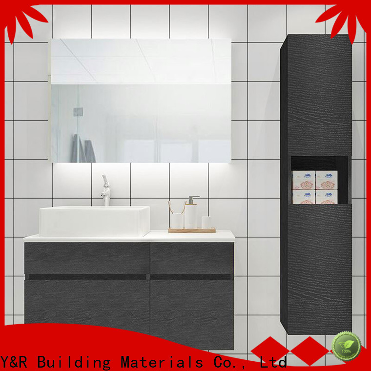 Y&R Building Material Co.,Ltd Custom smart bathroom cabinet Supply
