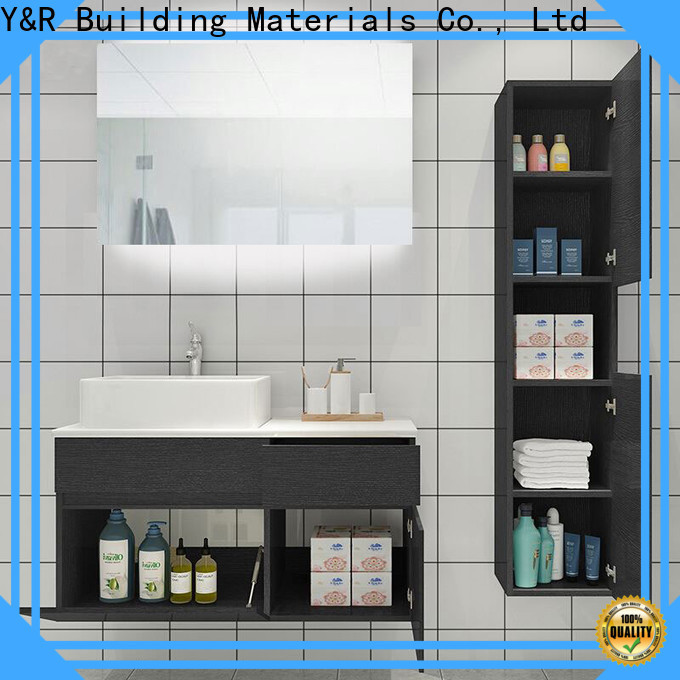 Y&R Building Material Co.,Ltd High-quality cabinet bathroom vanity manufacturers