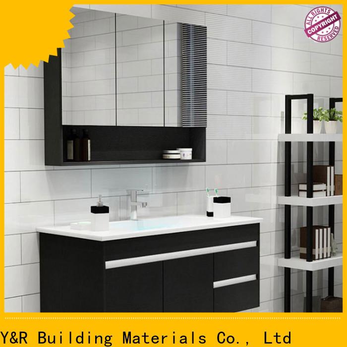 Y&R Building Material Co.,Ltd washroom vanity Suppliers