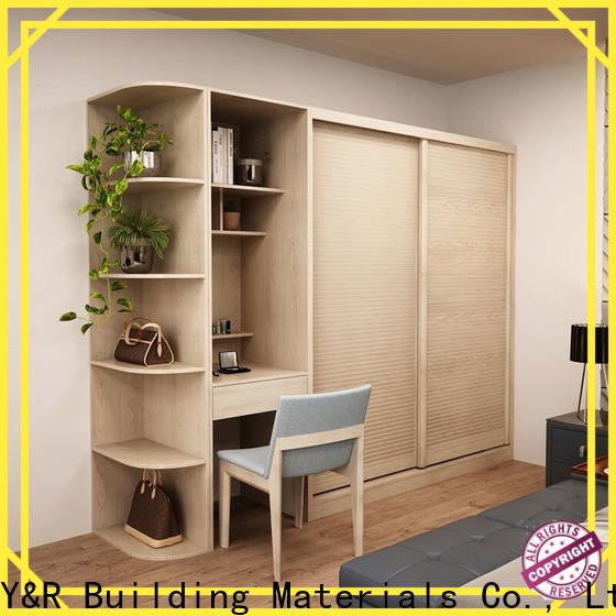 Y&R Building Material Co.,Ltd High-quality new wardrobe company
