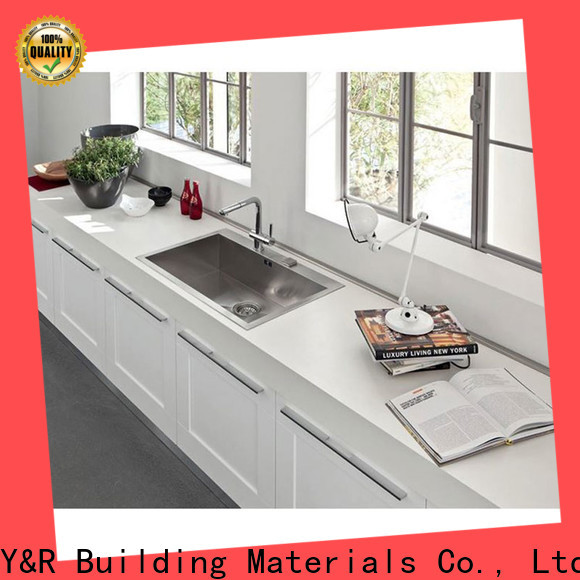 Y&R Building Material Co.,Ltd Custom handle kitchen cabinet for business