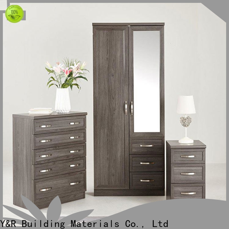 Y&R Building Material Co.,Ltd closet cupboard wardrobe Suppliers
