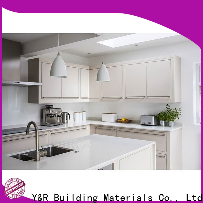 Y&R Building Material Co.,Ltd Latest kitchen pantry cabinet free standing manufacturers