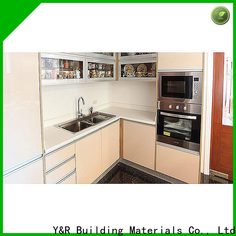 Y&R Building Material Co.,Ltd furniture handle kitchen cabinet manufacturers