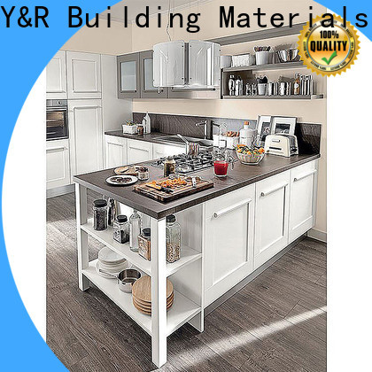 Y&R Building Material Co.,Ltd High-quality kitchen cabinet rack Supply
