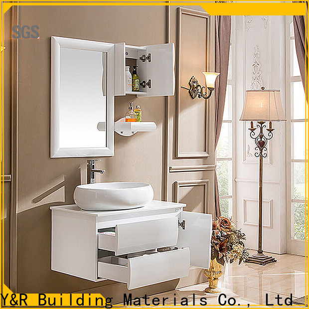 Y&R Building Material Co.,Ltd bathroom wall cabinets for business