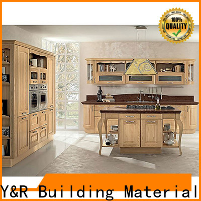 Y&R Building Material Co.,Ltd Custom kitchen cabinet company