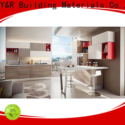 Y&R Building Material Co.,Ltd cabinet kitchen furniture for business