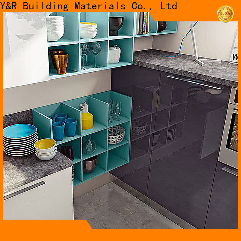 Y&R Building Material Co.,Ltd kitchen cabinet for business