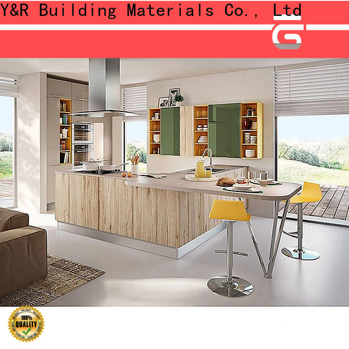 Y&R Building Material Co.,Ltd best kitchen cabinets manufacturers