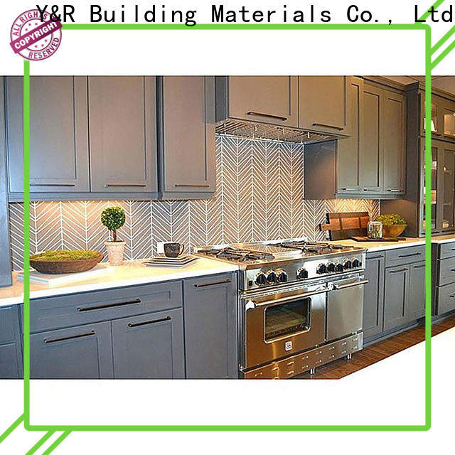 Y&R Building Material Co.,Ltd Wholesale kitchen cabinet designs lacquer for business
