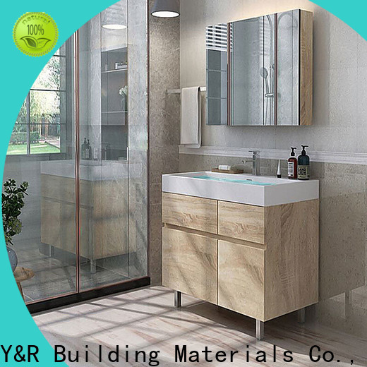Y&R Building Material Co.,Ltd High-quality bathroom wall cabinets company
