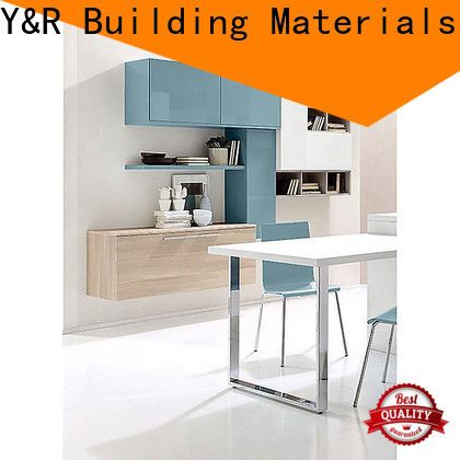 Y&R Building Material Co.,Ltd Custom hinge kitchen cabinet factory