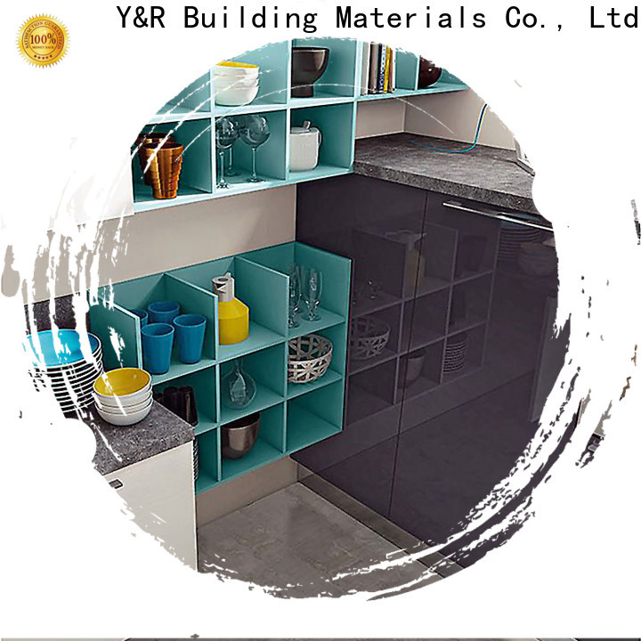 Y&R Building Material Co.,Ltd kitchen cabinet designs solid wood company