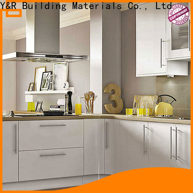 Y&R Building Material Co.,Ltd cabinet kitchen furniture Supply