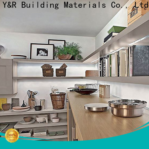 Y&R Building Material Co.,Ltd Best cabinet kitchen furniture for business