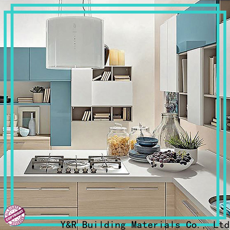 Y&R Building Material Co.,Ltd Latest budget kitchen cabinets for business