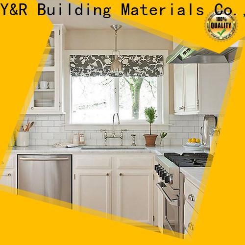 Y&R Building Material Co.,Ltd Custom kitchen buffet storage cabinet Supply