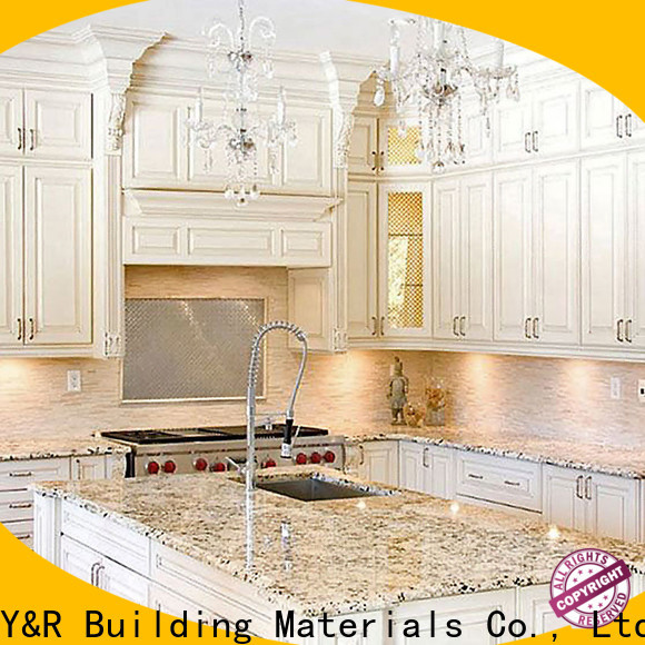 Y&R Building Material Co.,Ltd cabinet kitchen factory