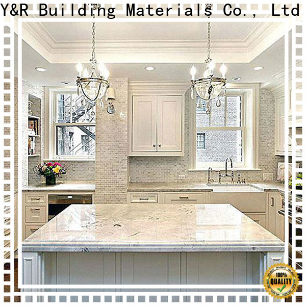 Y&R Building Material Co.,Ltd Wholesale custom kitchen cabinet manufacturers company