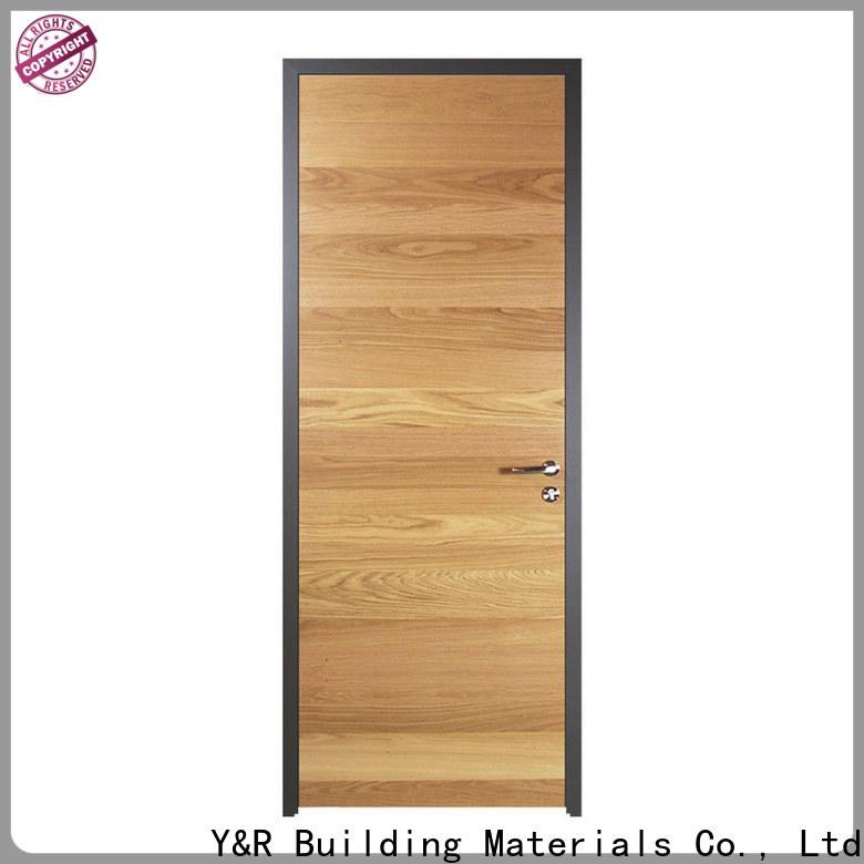 Y&R Building Material Co.,Ltd custom interior doors Suppliers