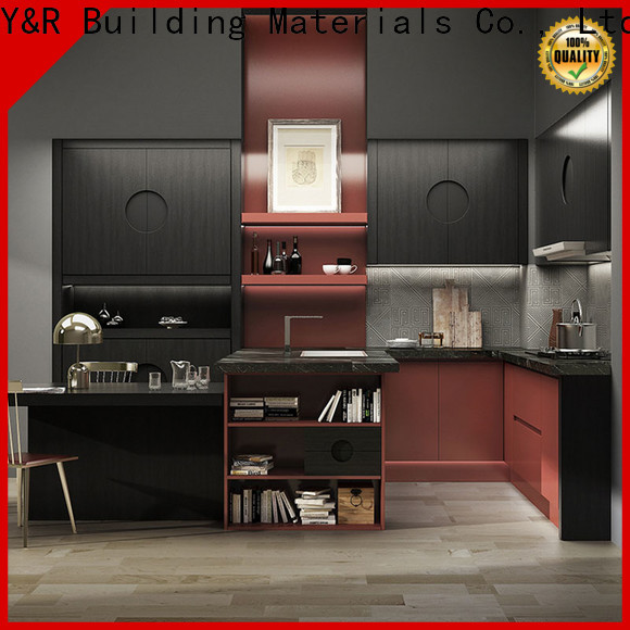 Y&R Building Material Co.,Ltd small kitchen design cabinet Suppliers