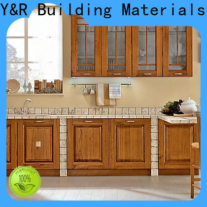 Y&R Building Material Co.,Ltd smart kitchen cabinet company