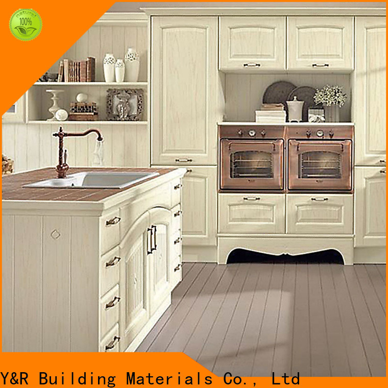 Y&R Building Material Co.,Ltd New kitchen wooden cabinet factory
