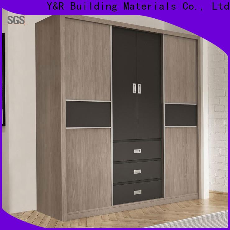 Y&R Building Material Co.,Ltd modular wardrobe Suppliers