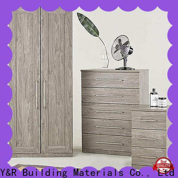 Y&R Building Material Co.,Ltd closet furniture wardrobe company