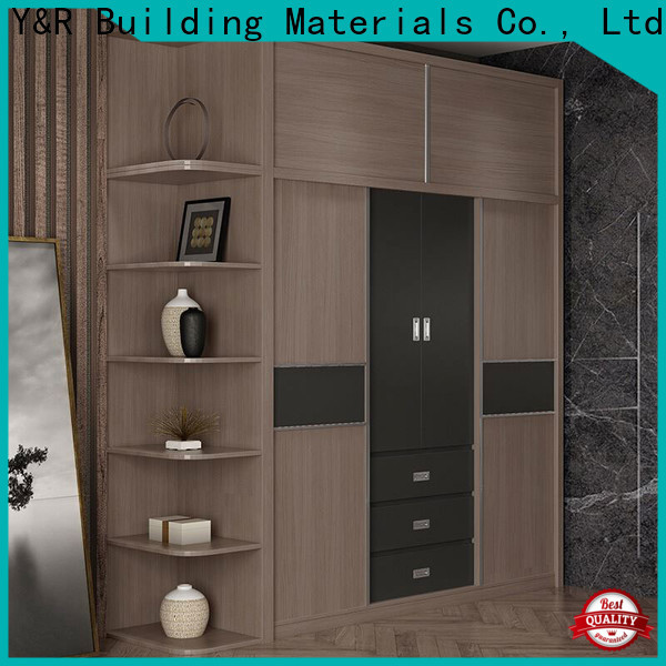 Y&R Building Material Co.,Ltd Latest furniture armoire wardrobe for business