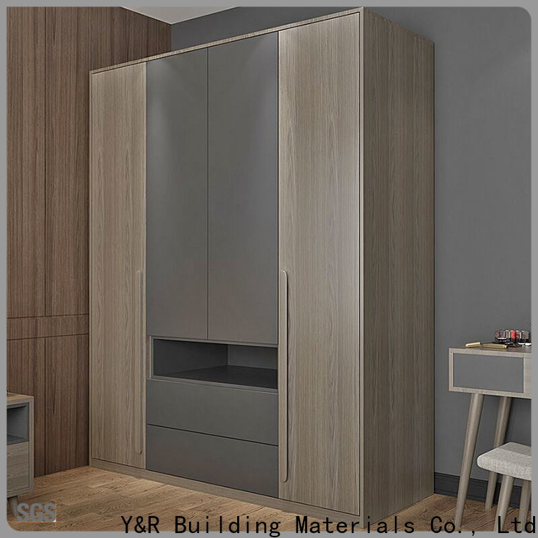 Y&R Building Material Co.,Ltd french wardrobe Supply