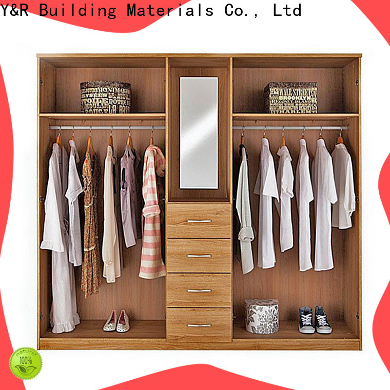 Y&R Building Material Co.,Ltd Wholesale sliding door armoire wardrobe Supply
