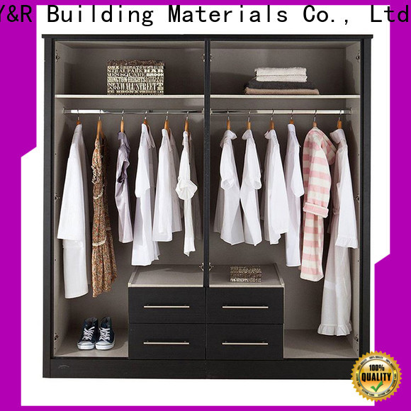 Y&R Building Material Co.,Ltd Custom pax wardrobe Suppliers