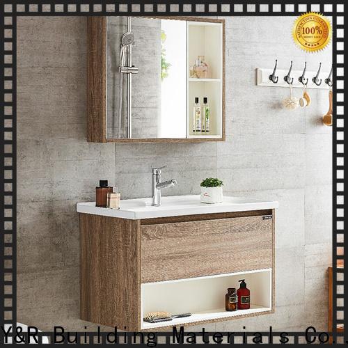 Y&R Building Material Co.,Ltd Wholesale rustic bathroom vanities manufacturers
