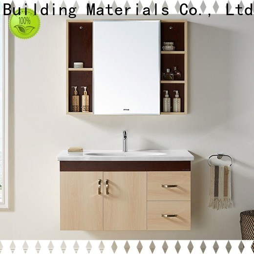Latest bathroom vanity sets company