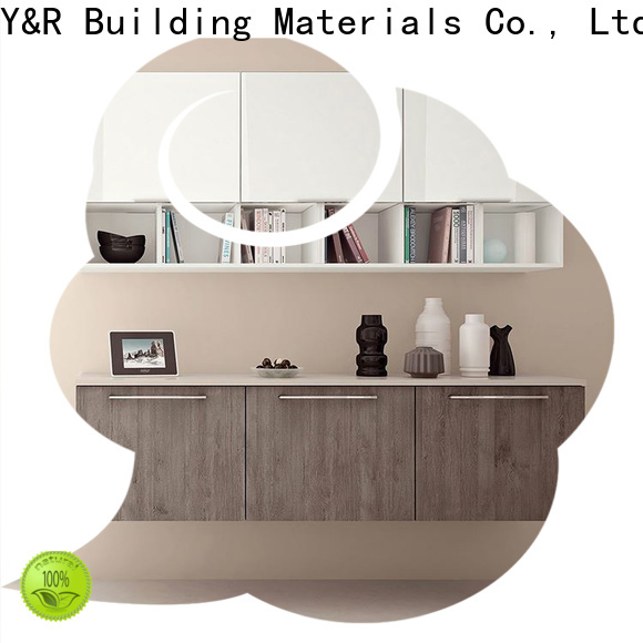 Y&R Building Material Co.,Ltd Wholesale cabinet kitchen modern manufacturers