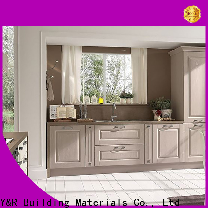 Y&R Building Material Co.,Ltd cabinet kitchen company