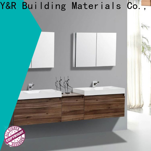Y&R Building Material Co.,Ltd Latest luxury bathroom vanity company