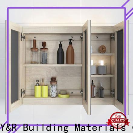 Y&R Building Material Co.,Ltd solid wood bathroom vanity Suppliers