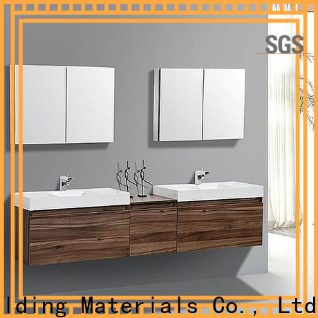 Y&R Building Material Co.,Ltd custom bathroom vanities for business
